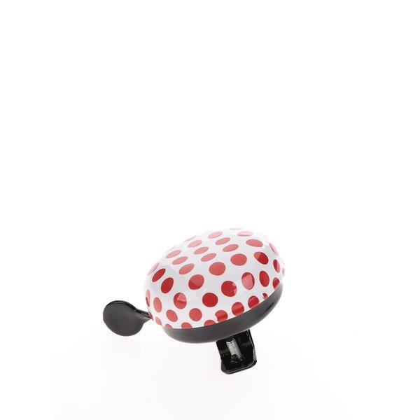 Sonerie pentru bicicletă CGB cu model cu buline