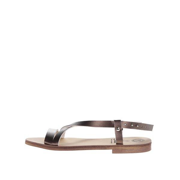 Sandale culoarea cuprului Snaha Rio 150 de la SNAHA in categoria sandale