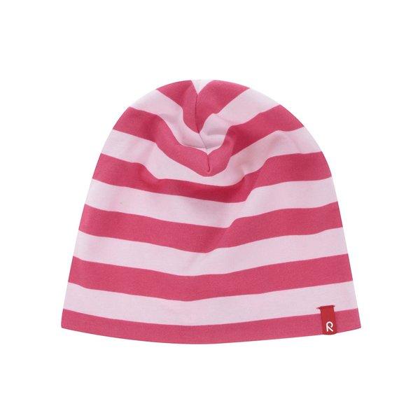 Căciulă roz cu protecție solară Reima Frappe pentru fete de la Reima in categoria Accesorii