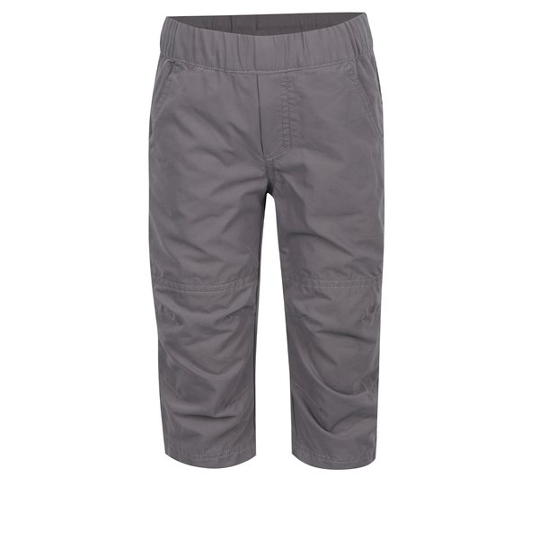 Pantaloni 3/4 gri Reima Vellamo pentru băieți de la Reima in categoria Pantaloni, pantaloni scurți