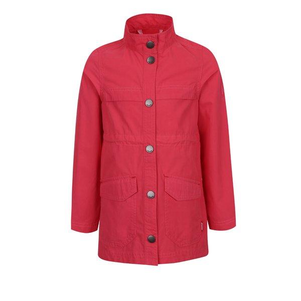 Geacă roz subțire Reima Vacation pentru fete de la Reima in categoria Geci, jachete, paltoane