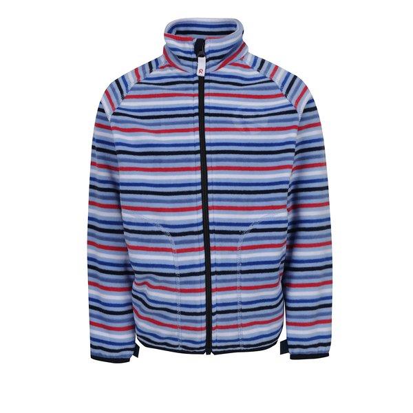 Bluză multicoloră subțire cu model în dungi Reima Inrun pentru fete de la Reima in categoria Pulovere, hanorace