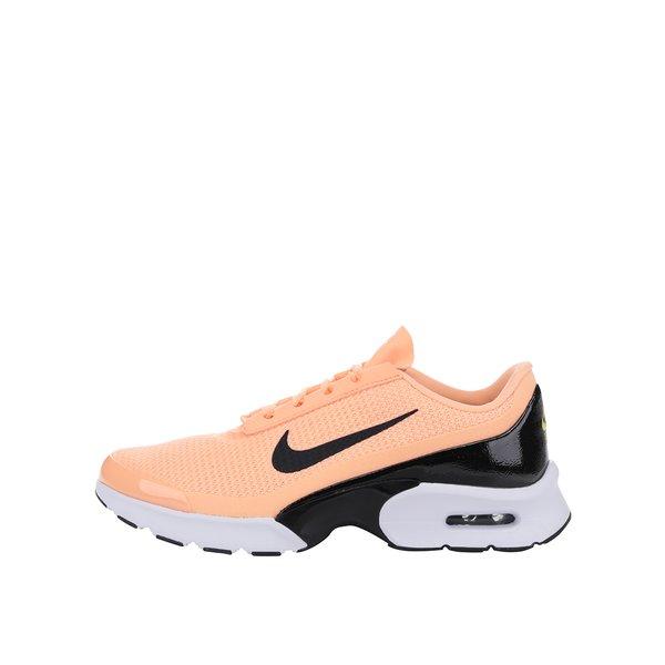 Pantofi sport portocalii Nike Air Max Jewell cu detalii in contrast