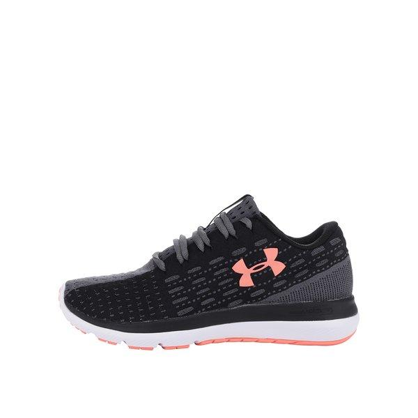 Pantofi sport negri Under Armour UA W Threadborne Sling pentru femei