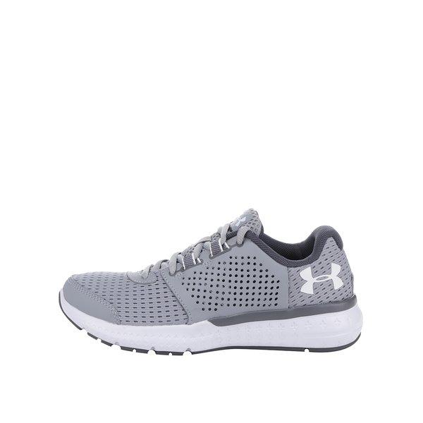 Pantofi sport gri Under Armour UA W Micro G Fuel RN pentru femei