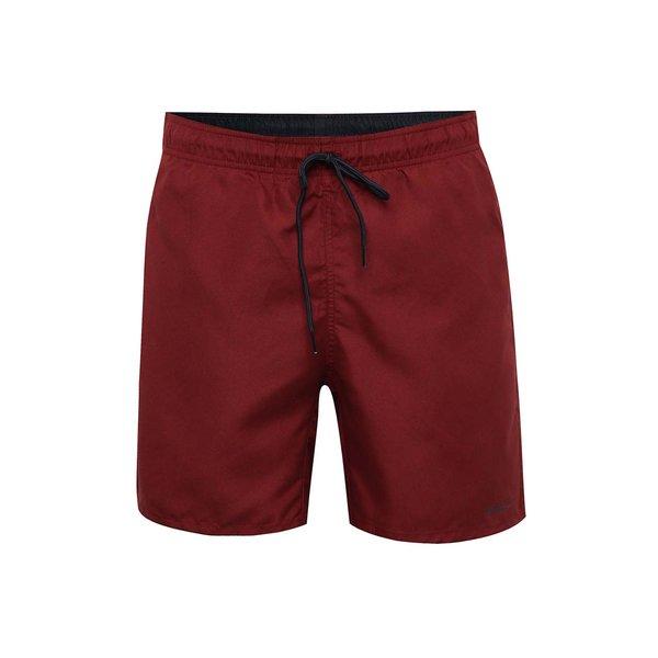 Bermude de baie roșu burgundy Jack & Jones Delux de la Jack & Jones in categoria Lenjerie intimă, pijamale, șorturi de baie