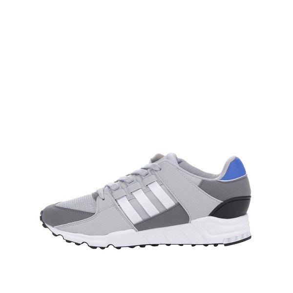 Pantofi sport gri pentru bărbați adidas Originals Equipment Support