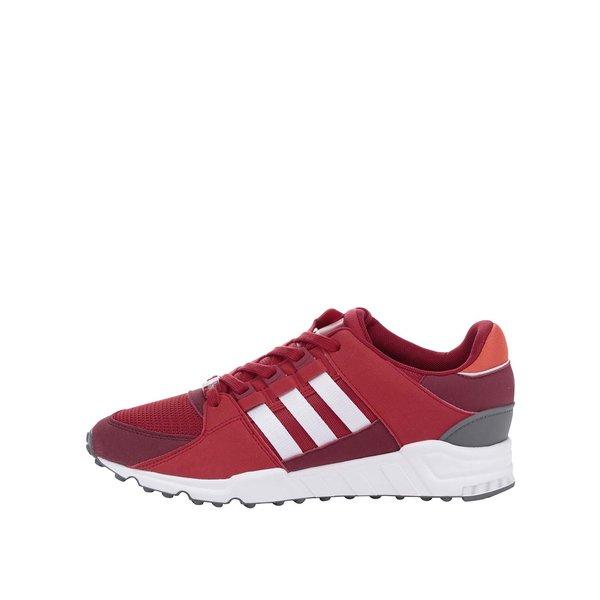 Pantofi sport roșu burgundy pentru bărbați adidas Originals Equipment Support de la adidas Originals in categoria pantofi sport și teniși