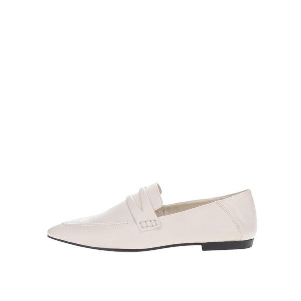 Pantofi crem Vagabond Katlin cu vârf alungit de la Vagabond in categoria pantofi și mocasini