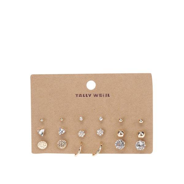 Set 6 perechi de cercei TALLY WEiJL de la TALLY WEiJL in categoria Ceasuri și bijuterii
