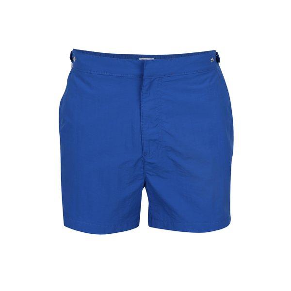 Bermude de plajă albastre Burton Menswear London cu buzunare de la Burton Menswear London in categoria Lenjerie intimă, pijamale, șorturi de baie