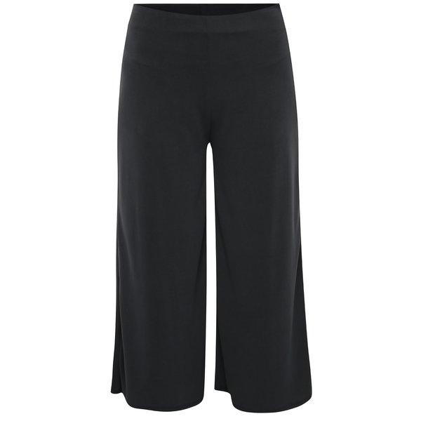 Pantaloni culottes gri închis Miss Selfridge