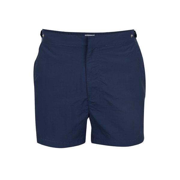 Bermude de plajă albastru închis Burton Menswear London cu buzunare de la Burton Menswear London in categoria Lenjerie intimă, pijamale, șorturi de baie