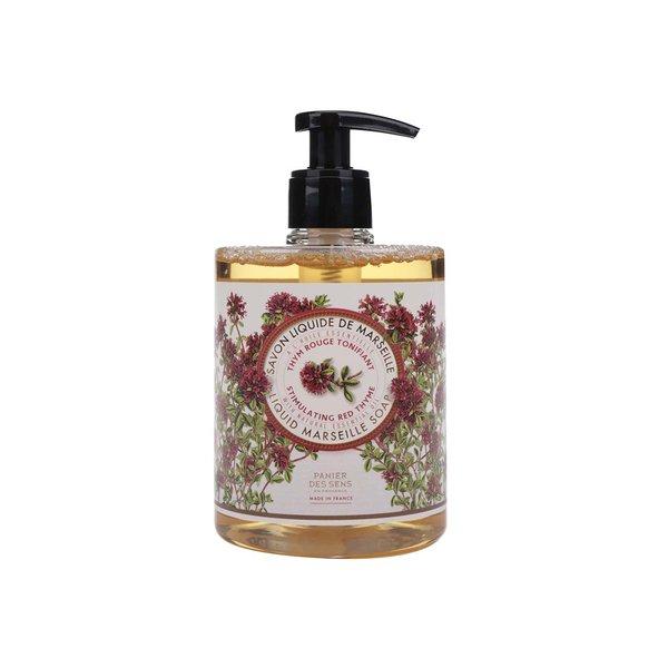 Săpun lichid cu parfum și extract de cimbru roșu Panier des Sens de la Panier des Sens in categoria Pentru baie