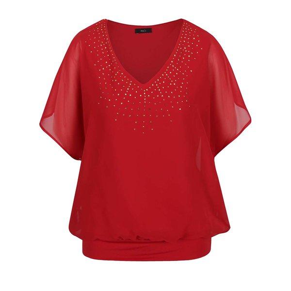 Top rușu M&Co cu mâneci clopot de la M&Co in categoria Topuri, tricouri, body-uri