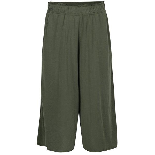 Pantaloni culottes kaki VERO MODA Metti de la VERO MODA in categoria Blugi, pantaloni, colanți