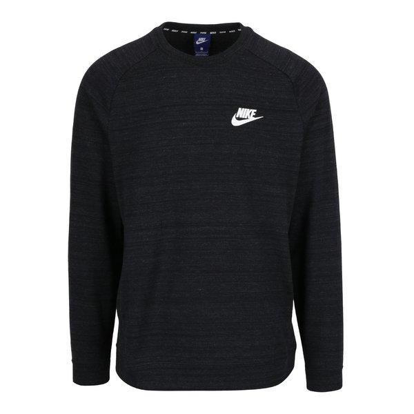Hanorac negru cu detaliu fermoare Nike Modern de la Nike in categoria Pulovere și hanorace