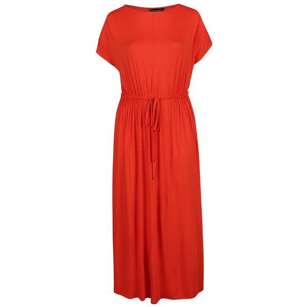 Rochie maxi roșie Dorothy Perkins Curve cu șnur în talie de la Dorothy Perkins Curve in categoria Mărimi curvy