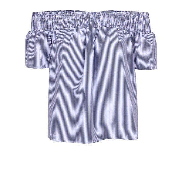 Bluză cu dungi și fundă la spate Dorothy Perkins Petite de la Dorothy Perkins Petite in categoria Topuri, tricouri, body-uri