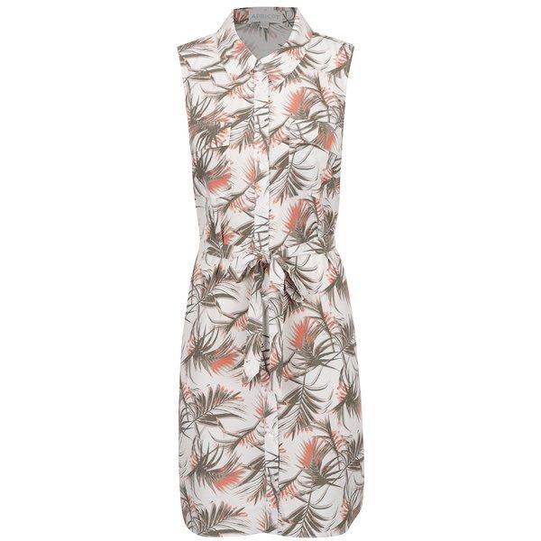 Rochie crem Apricot cu cordon în talie de la Apricot in categoria rochii de vară și de plajă