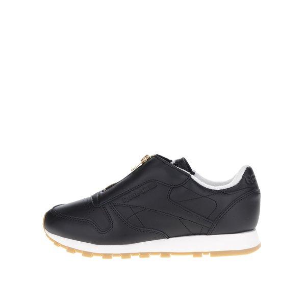 Pantofi sport negri cu fermoar Reebok pentru femei de la Reebok in categoria pantofi sport și teniși
