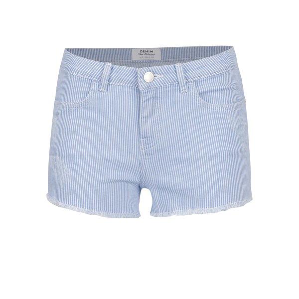 Pantaloni scurți în dungi Miss Selfridge