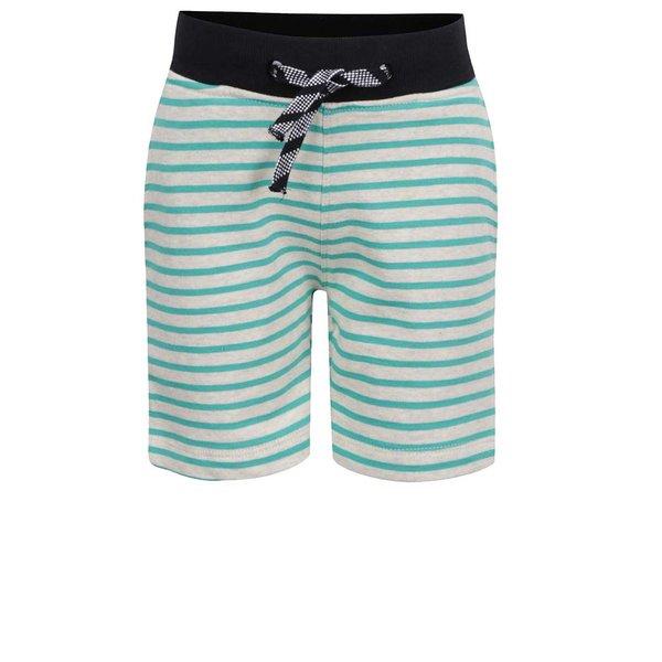 Pantaloni scurți verzi cu dungi name it Kube pentru băieți de la name it in categoria Pantaloni, pantaloni scurți