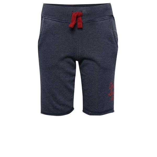 Pantaloni scurți albastru închis Blue Seven cu print de la Blue Seven in categoria Pantaloni, pantaloni scurți