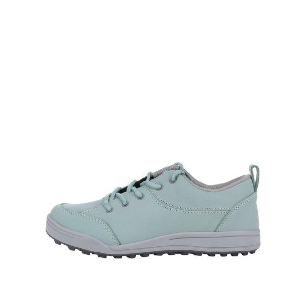 Pantofi sport verde mint BUSHMAN Dahab din piele naturală de la BUSHMAN in categoria pantofi sport și teniși