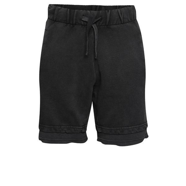 Pantaloni scurți gri închis LIMITED by name it Omid pentru băieți de la LIMITED by name it in categoria Pantaloni, pantaloni scurți