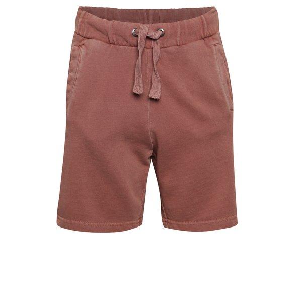 Pantaloni scurți roșu cărămiziu LIMITED by name it Rave pentru băieți de la LIMITED by name it in categoria Pantaloni, pantaloni scurți
