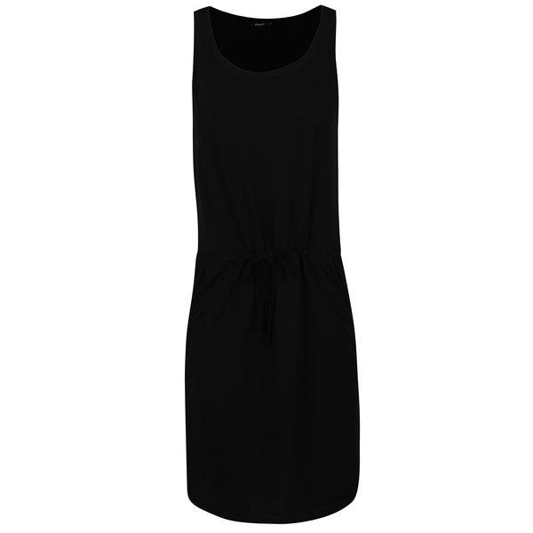 Rochie neagră scurtă cu șnur ONLY May de la ONLY in categoria rochii de vară și de plajă