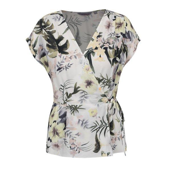 bluza cu print floral Dorothy Perkins Petite