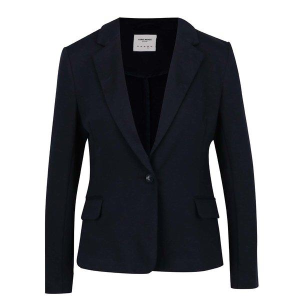 Sacou bleumarin Vero Moda Julia de la VERO MODA in categoria Geci, jachete și sacouri