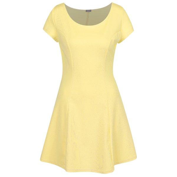 Rochie galbenă midi ZOOT de la ZOOT in categoria rochii casual