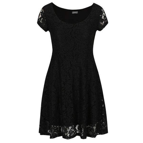 Rochie midi din dantelă neagră ZOOT de la ZOOT in categoria rochii casual