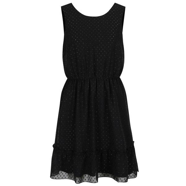 Rochie neagră VERO MODA Lea de la VERO MODA in categoria rochii de seară