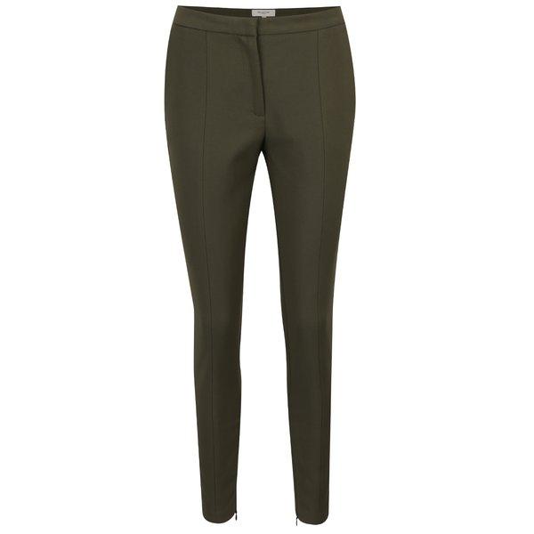 Pantaloni kaki elastici Selected Femme Muse