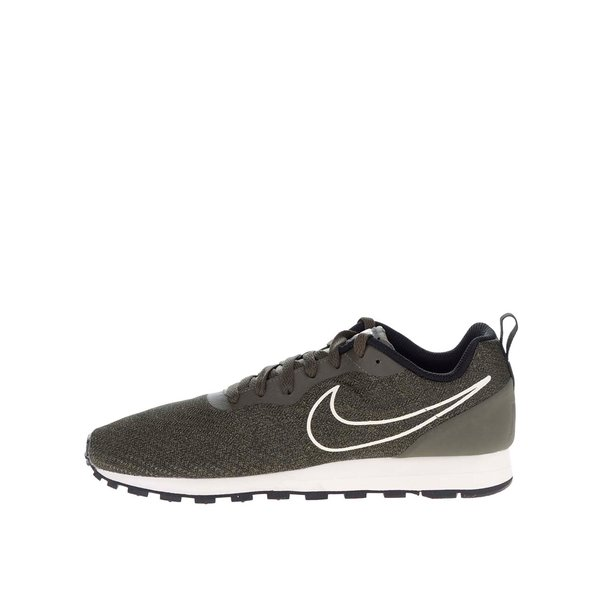 Pantofi sport verzi pentru bărbați Nike MD runner 2
