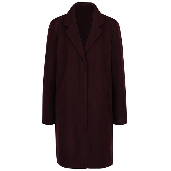 Palton burgundy VILA Camdon