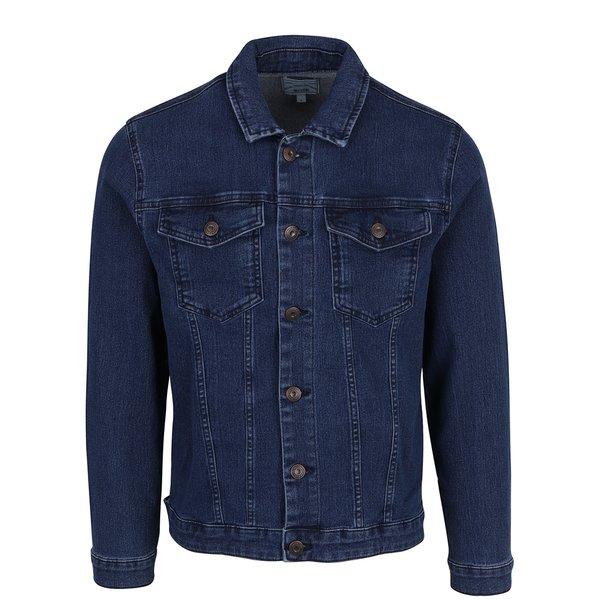 Jachetă albastră din denim ONLY & SONS Chris