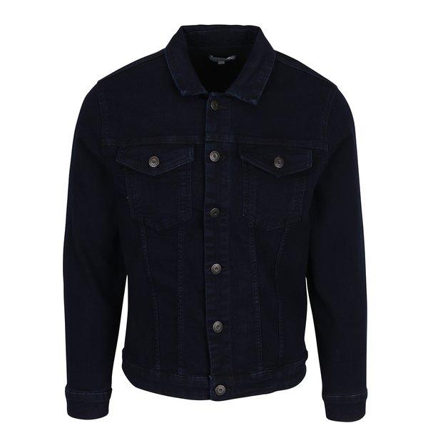 Jachetă albastră ONLY & SONS Chris din denim de la ONLY & SONS in categoria Geci, paltoane, jachete