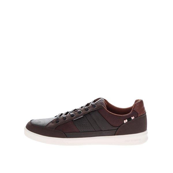 Pantofi sport în nuanțe de maro Jack & Jones Rayne de la Jack & Jones in categoria pantofi sport și teniși