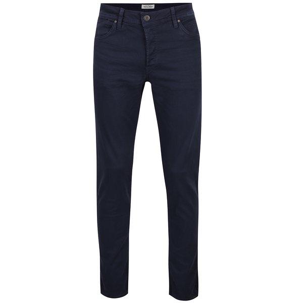 Blugi slim fit bleumarin Jack & Jones Glenn de la Jack & Jones in categoria Blugi, pantaloni, pantaloni scurți