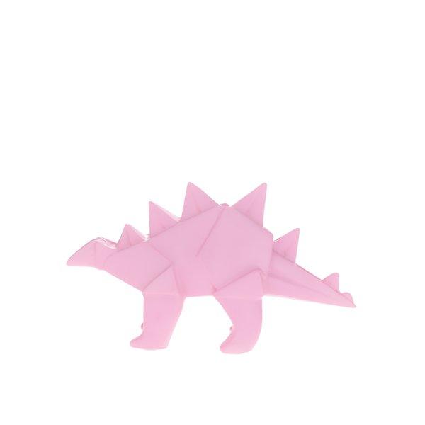 Lampă LED Disaster Dinosaur sub formă de dinozaur roz de la Disaster in categoria Pentru dormitor și camera de zi
