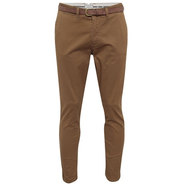 Pantaloni maro chino Jack & Jones Cody