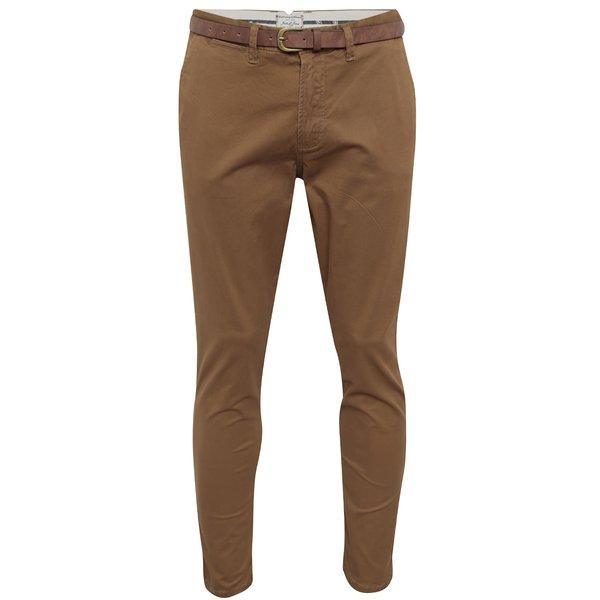 Pantaloni maro chino Jack & Jones Cody de la Jack & Jones in categoria Blugi, pantaloni, pantaloni scurți