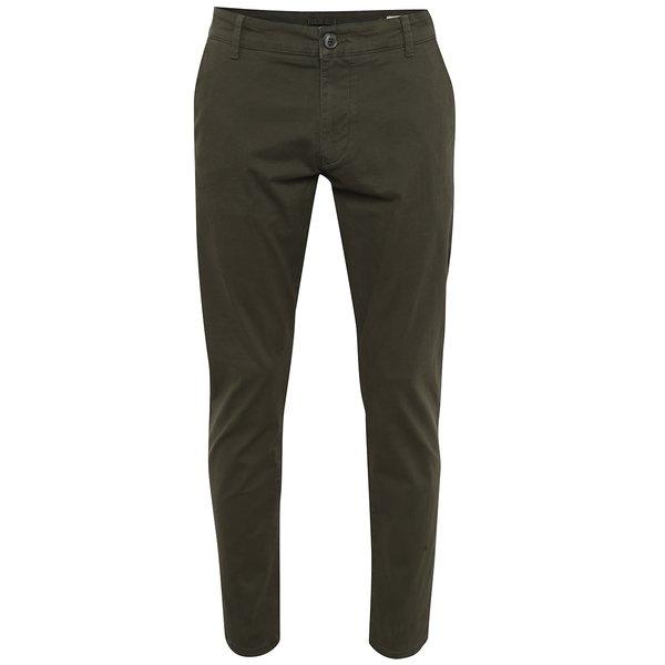 Pantaloni kaki chino Selected Homme Three Paris