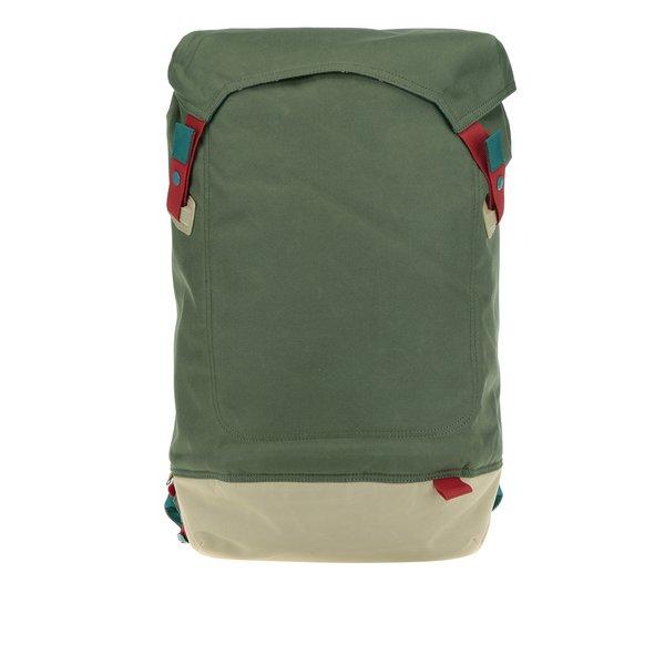 Rucsac impermeabil verde & bej Case Logic Larimer 22 l pentru laptop de la Case Logic in categoria Rucsacuri, genți, portofele