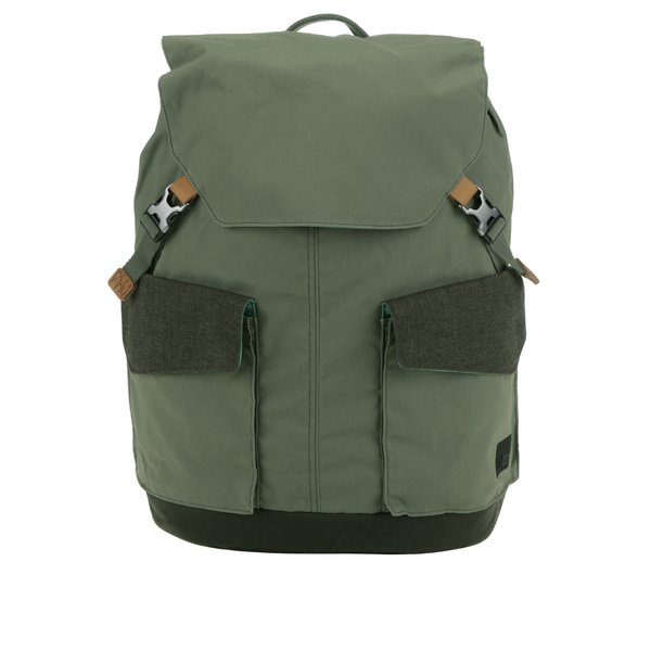 Rucsac laptop verde & maro - Case Logic LoDo 23 l